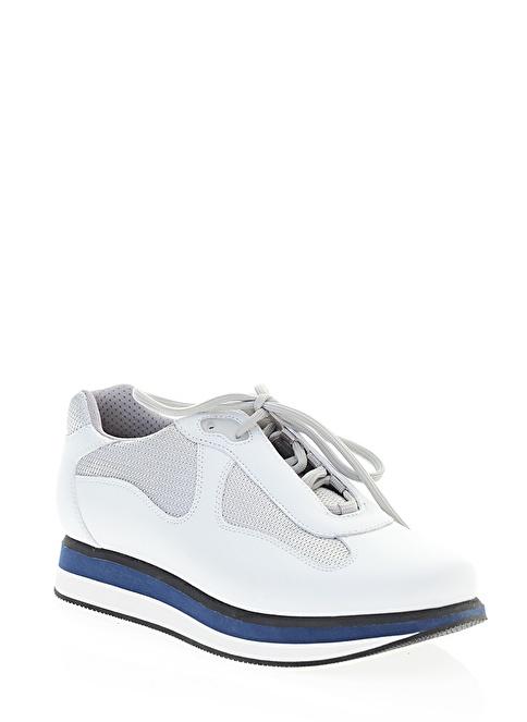 Prada Ayakkabı Beyaz